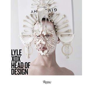 Lyle XOX: Head of Design MAC Makeup book - Rizzoli